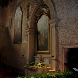 romanic-church-verona-italy