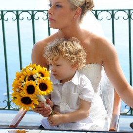 beautiful-bride-with-son