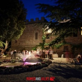 chianti-castle-lighted-wall