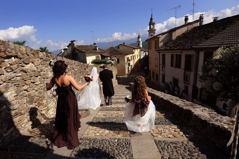 Italy wedding off the Beaten Track