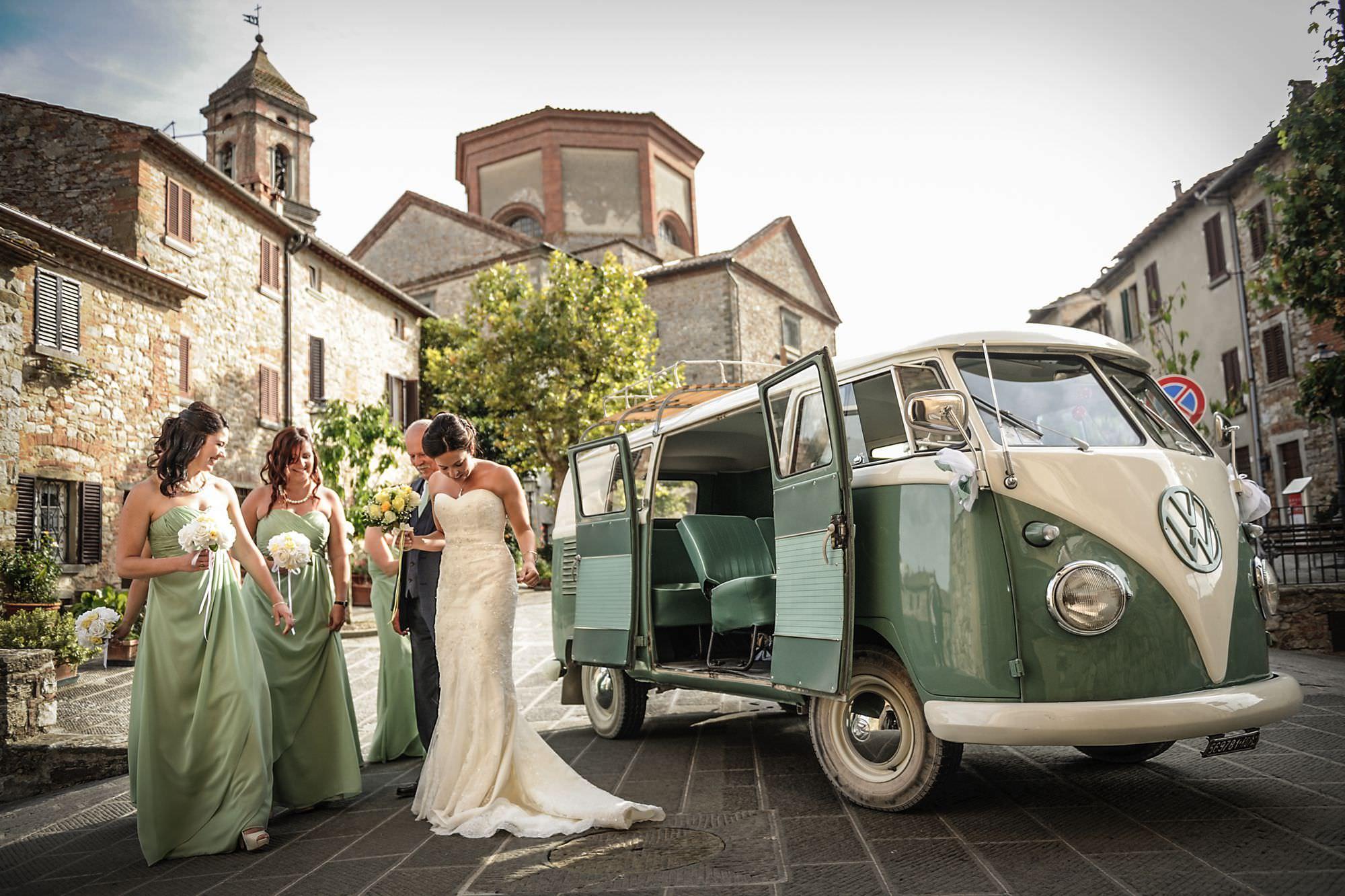 Arezzo Wedding