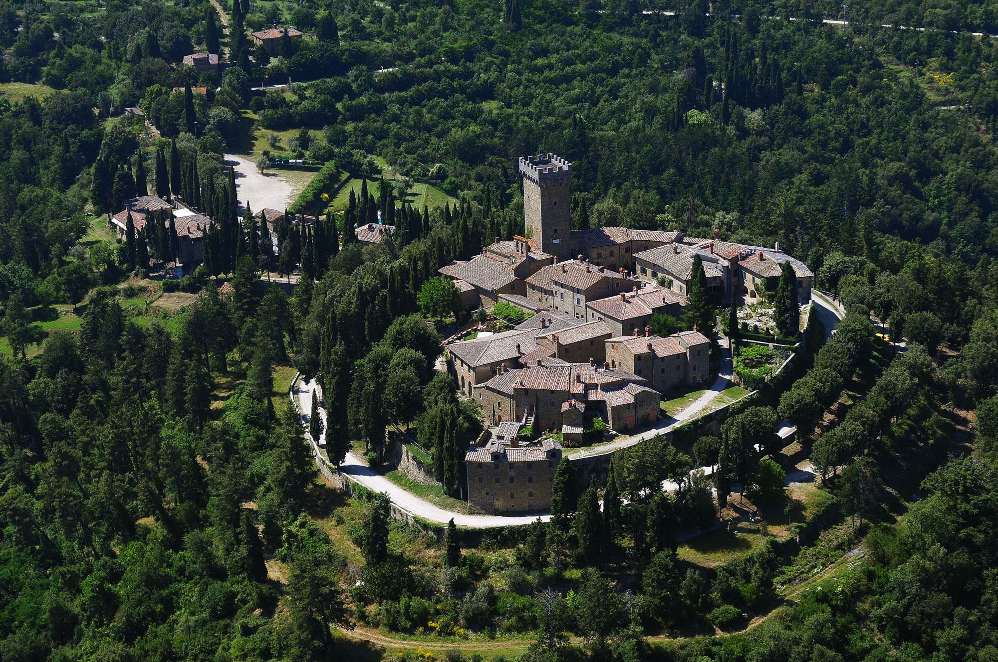 Weddings in Arezzo Castle