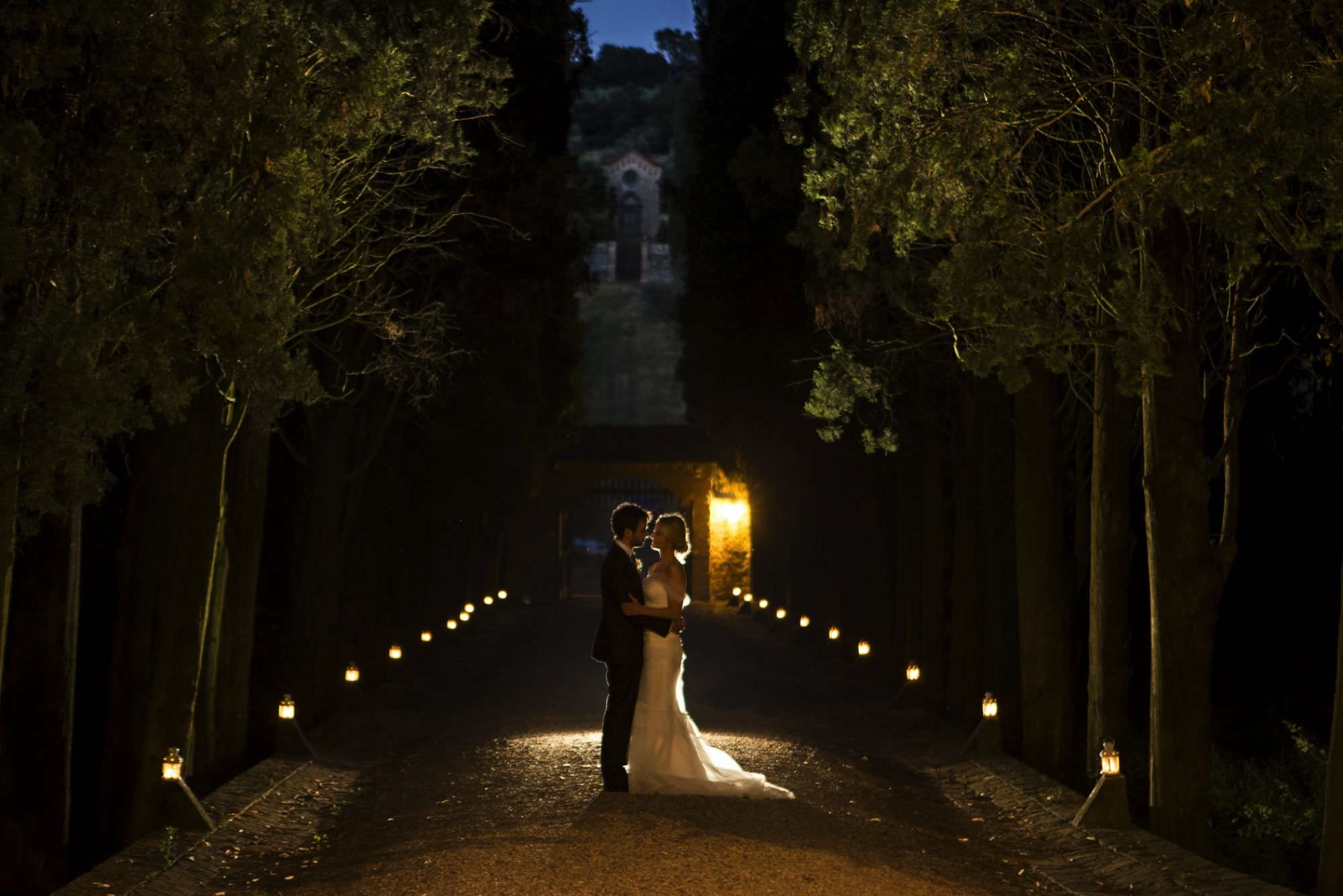 weddings in chianti castle