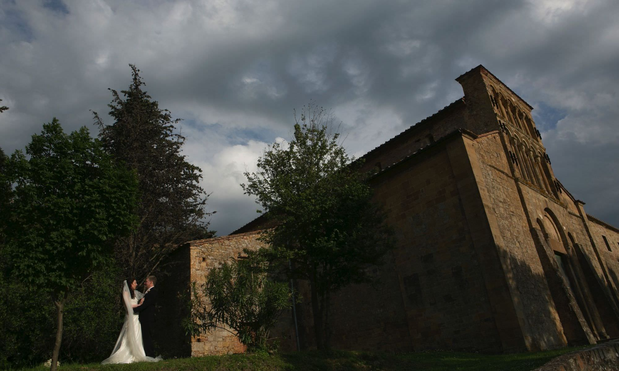 Church Wedding Tuscany