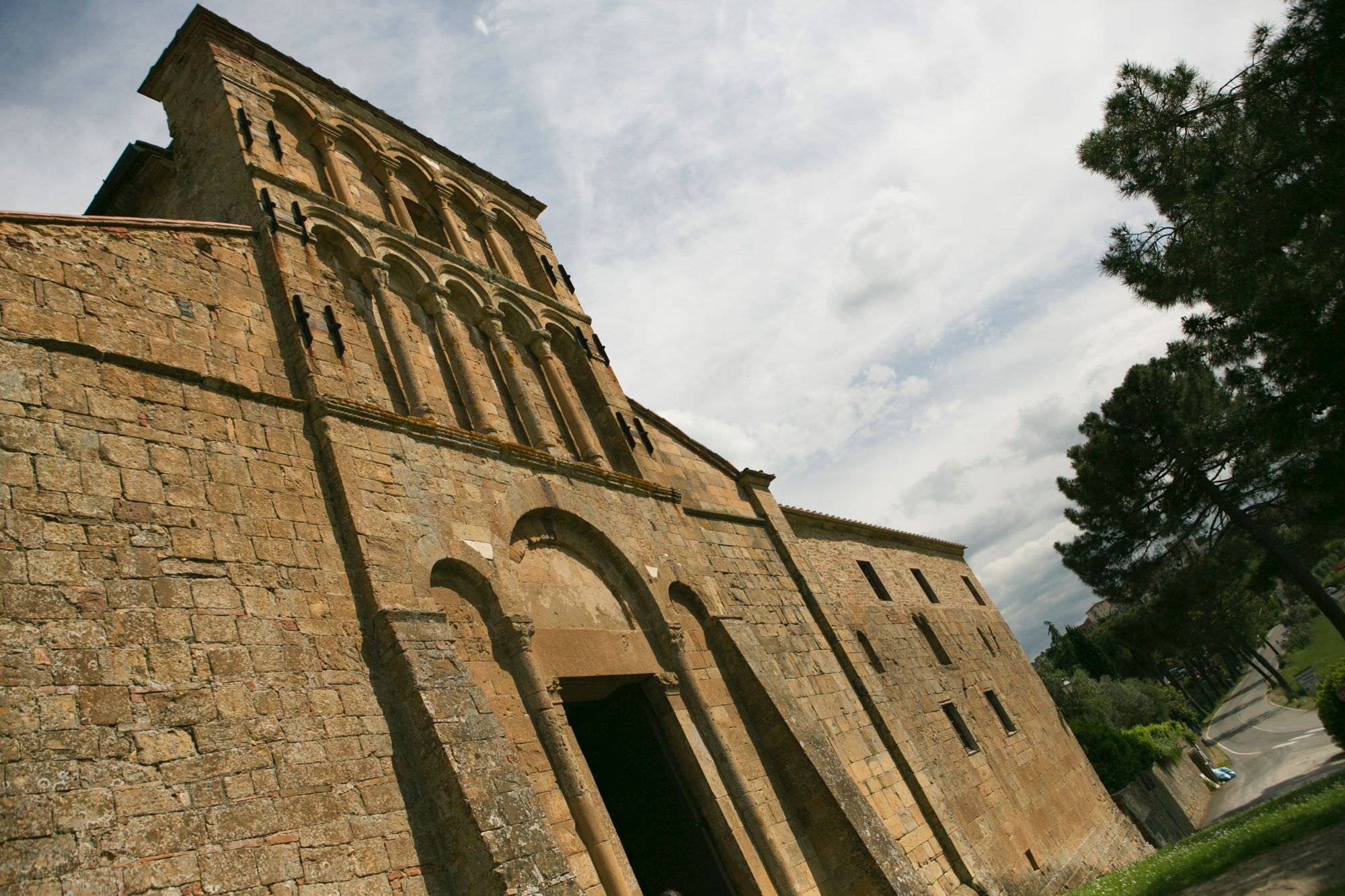 Tuscany Church Weddings