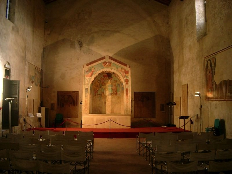 Certaldo Church Wedding