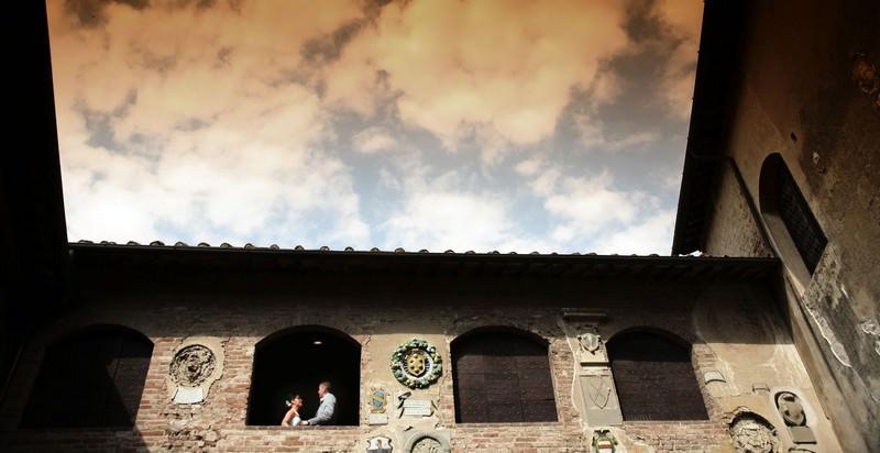 Certaldo Wedding