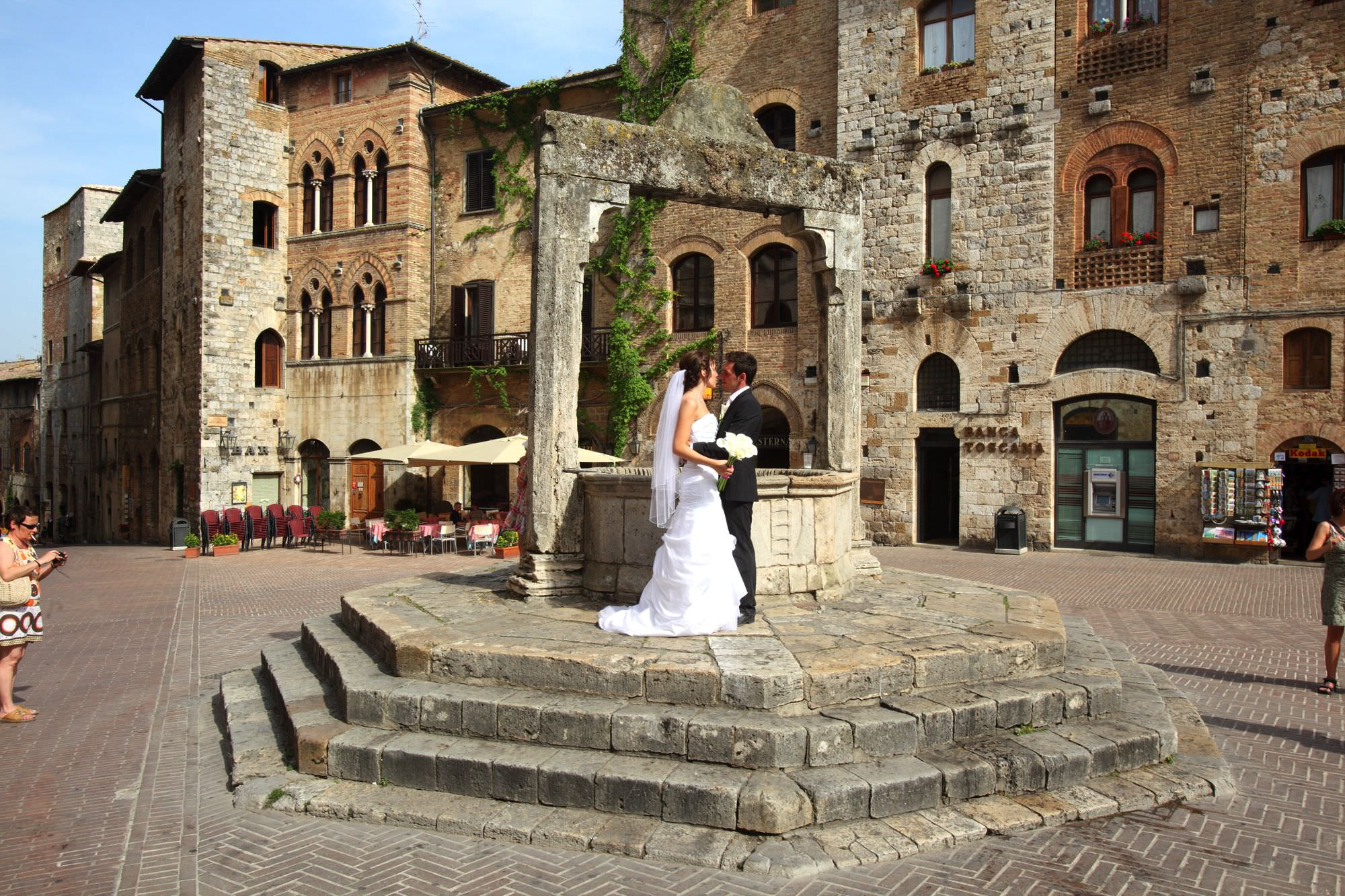 San Gimignano Wedding Tuscany Wedding Planner