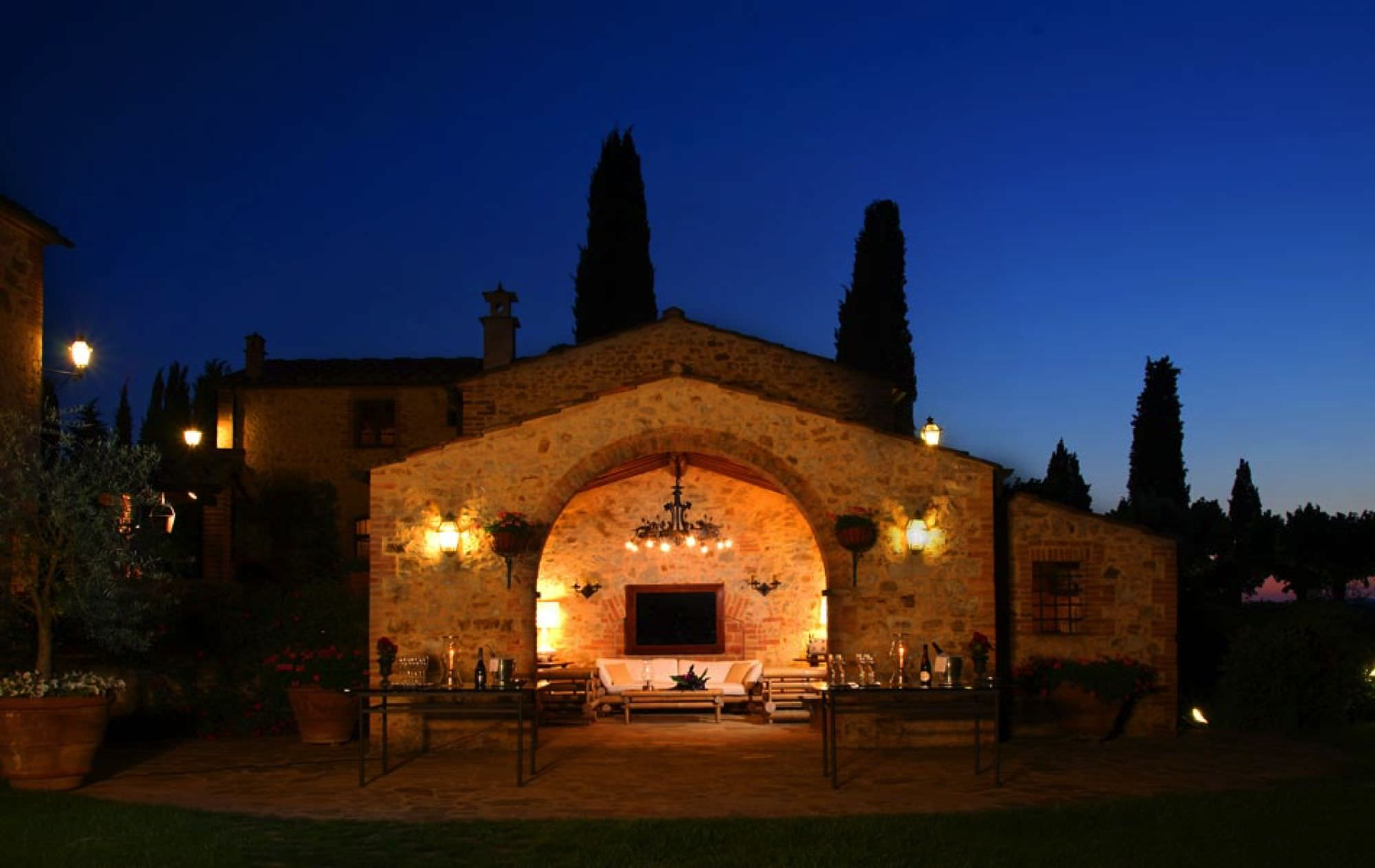 Villa Wedding Chianti