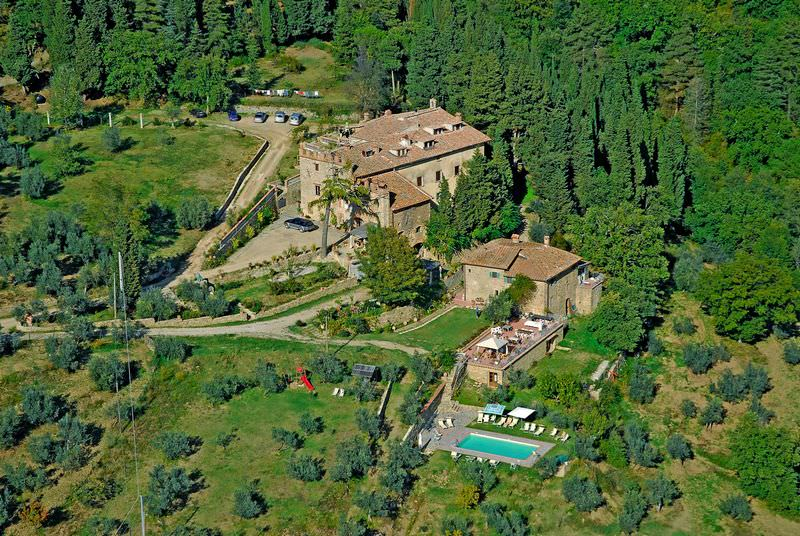 Villa Gallo Nero