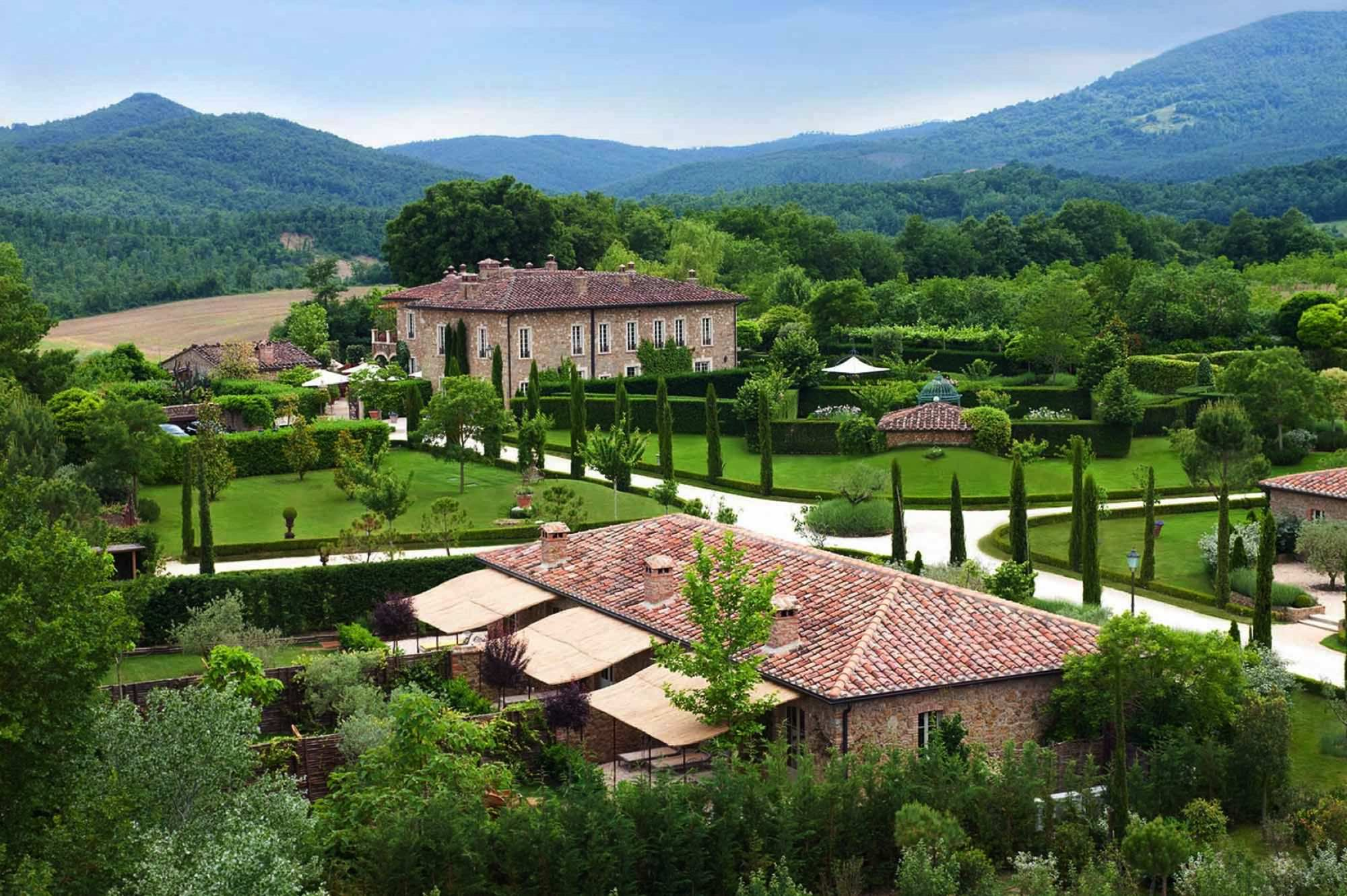 Weddings in Tuscany Relais