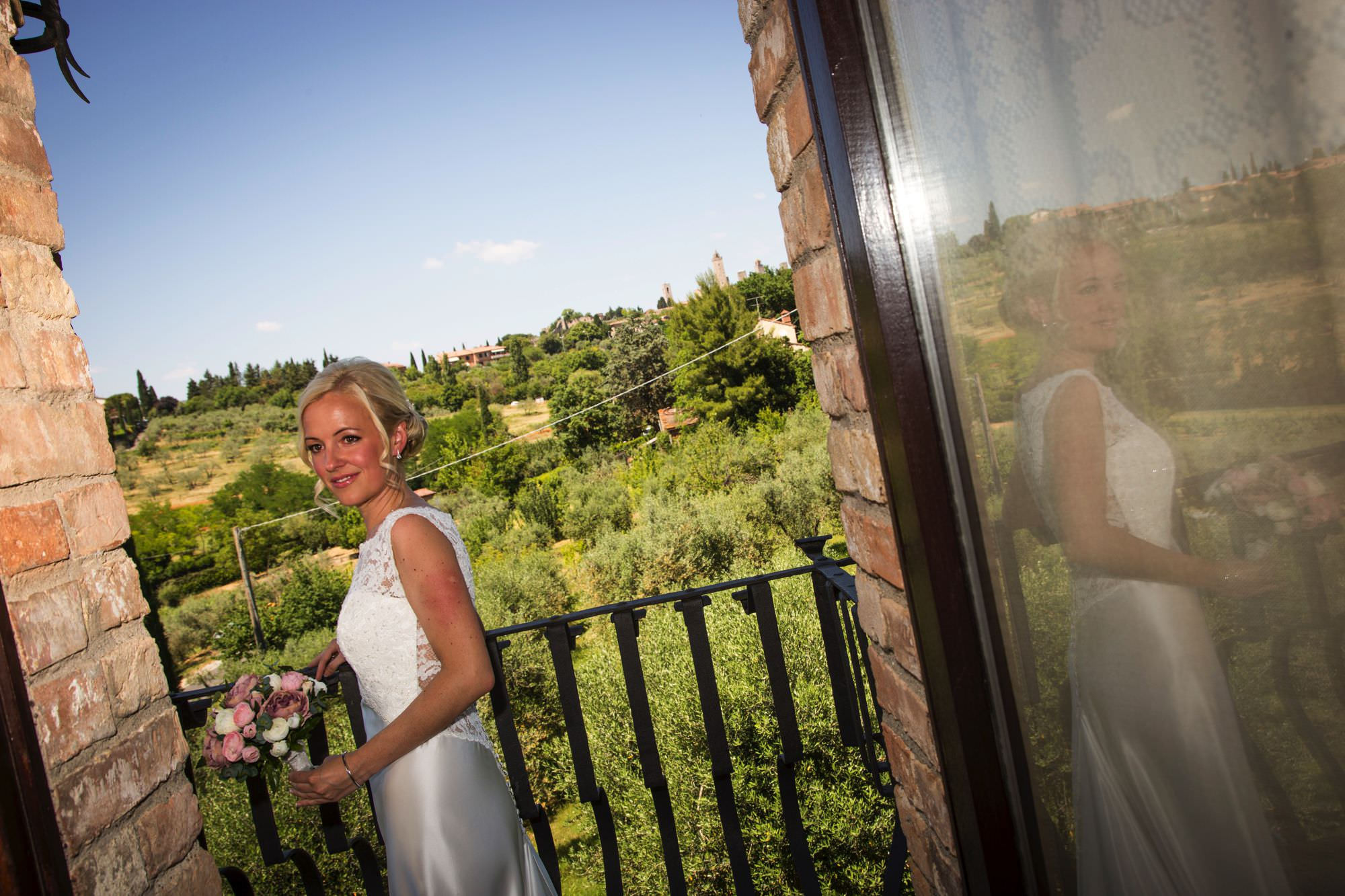 country wedding tuscany