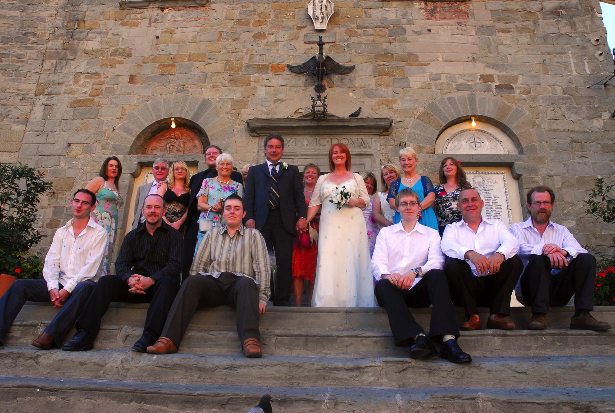 Cortona Civil Wedding