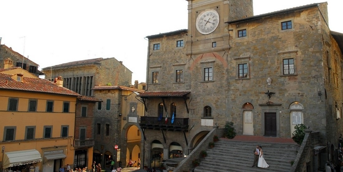 Weddings in Cortona