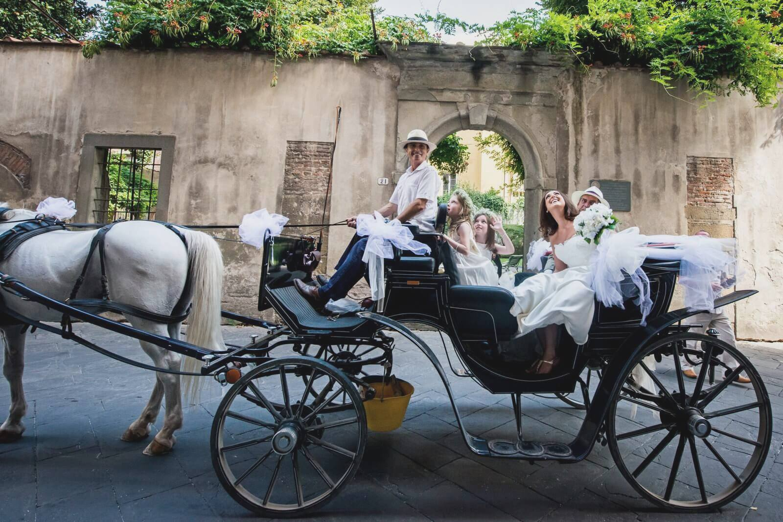 Weddings in Lucca