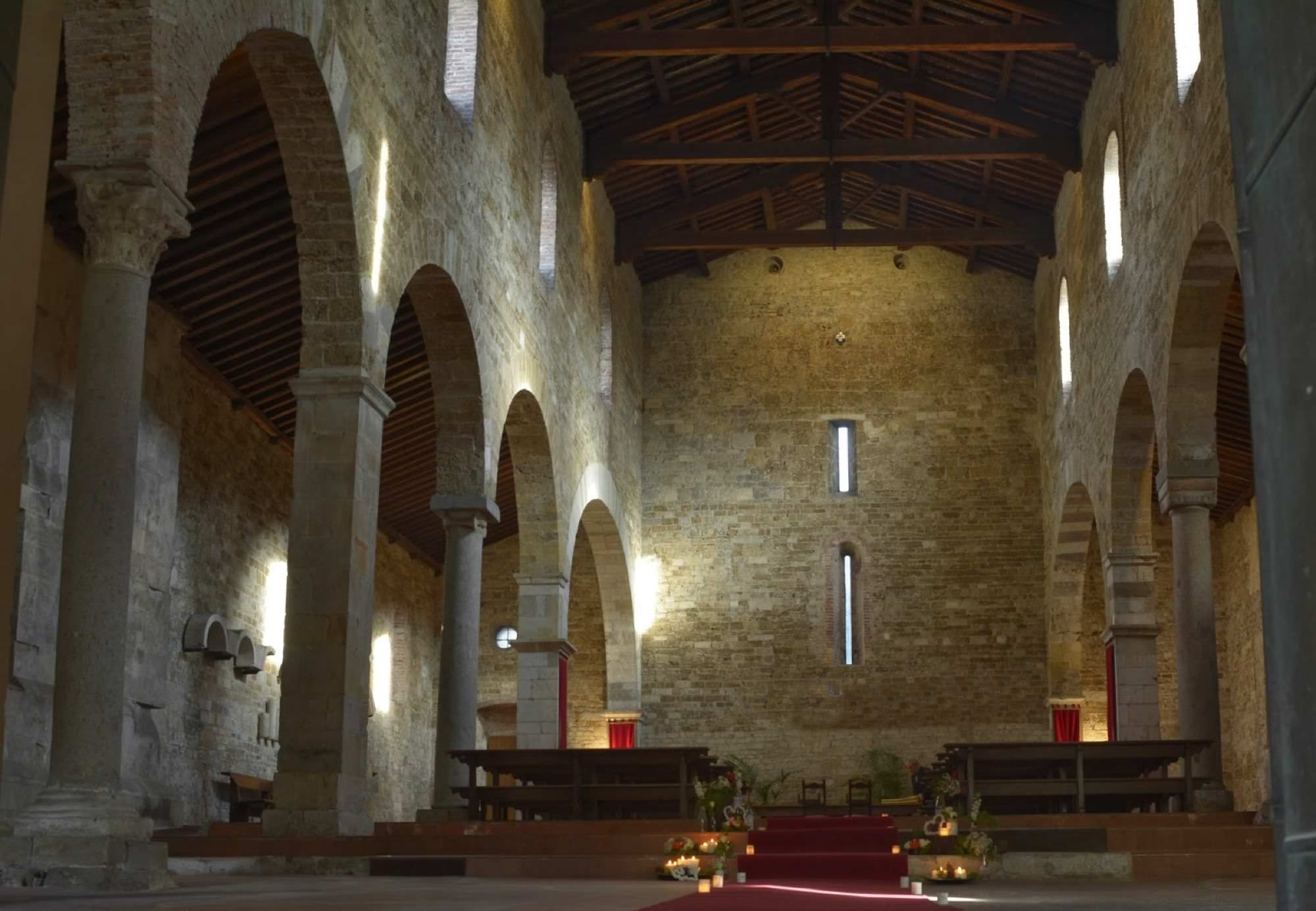 Pisa Church Wedding Hall