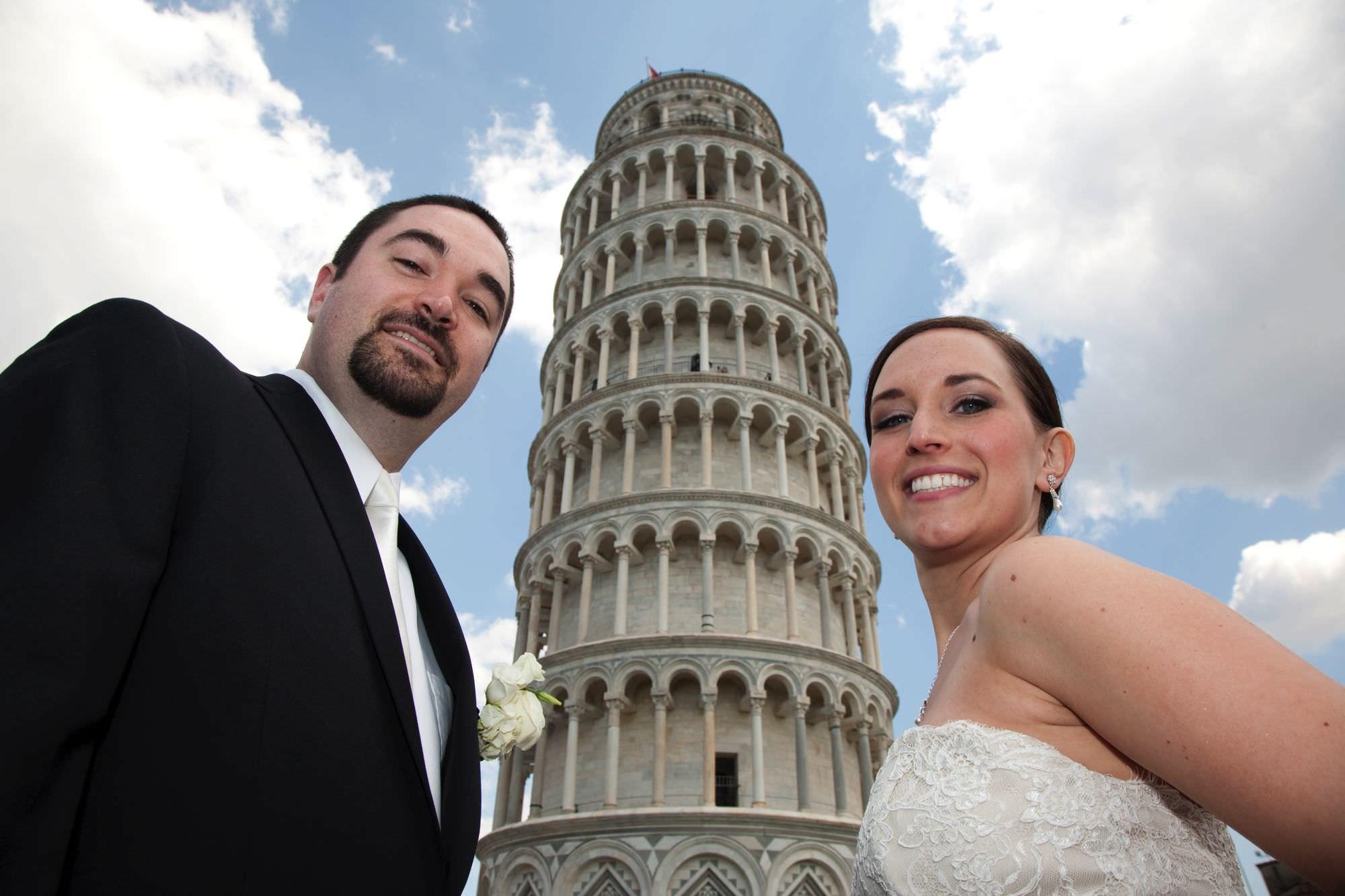 Pisa Weddings