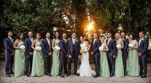 Modanella Castle Wedding