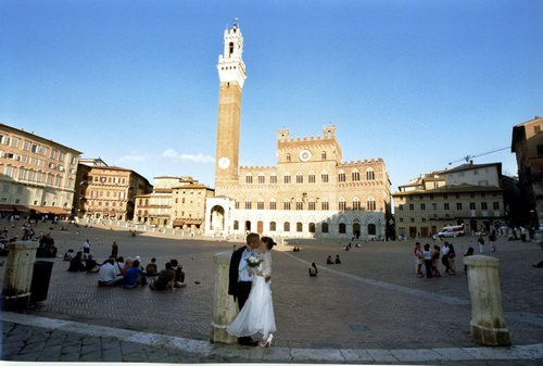 Siena Wedding
