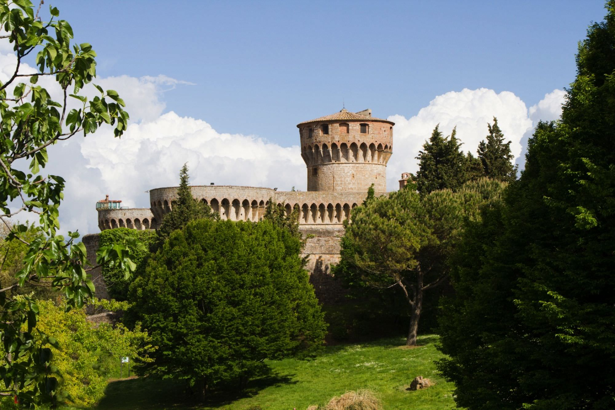 Wedding Volterra Castle