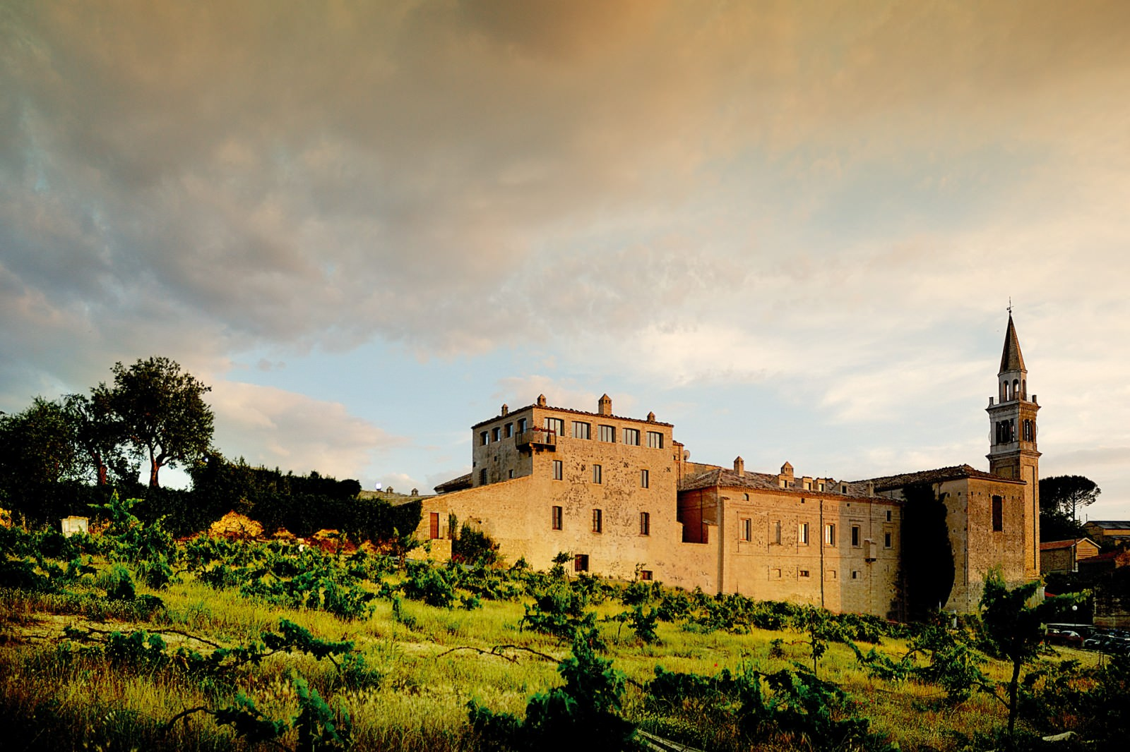 Castle Weddings in Abruzzo