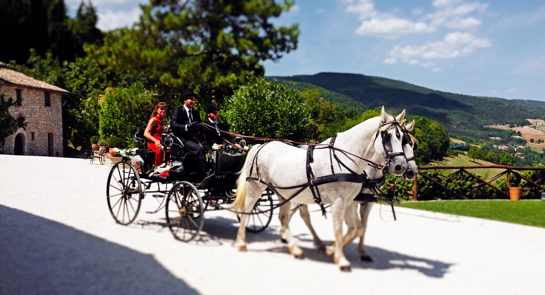 Country Wedding in Abruzzo