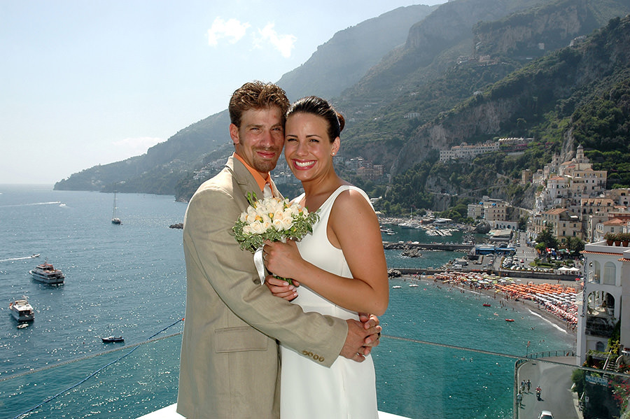 Wedding in Amalfi