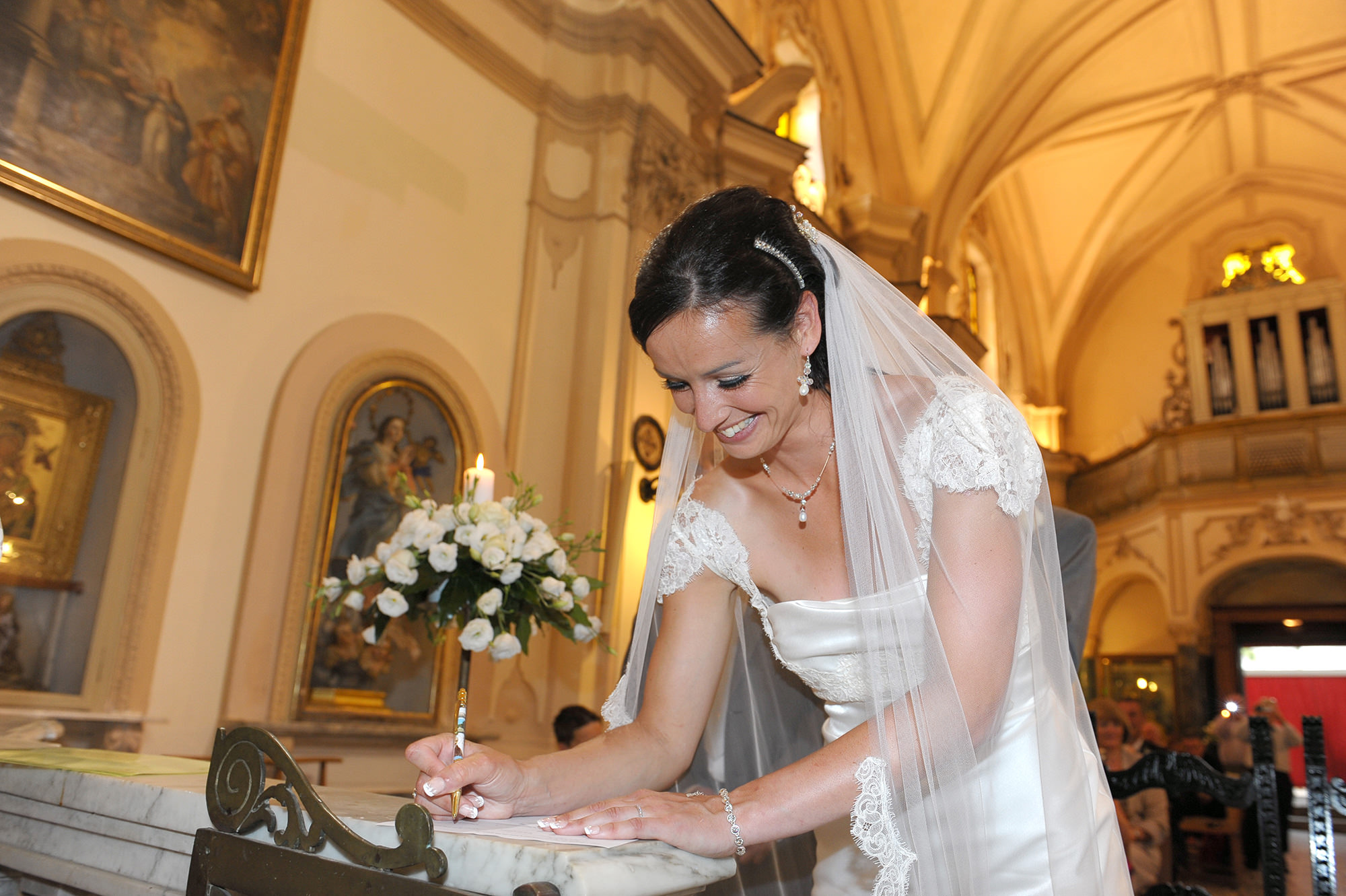 Catholic Weddings in Amalfi
