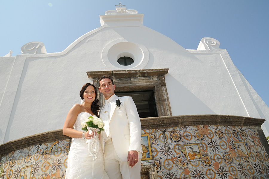 Church Wedding in Ischia