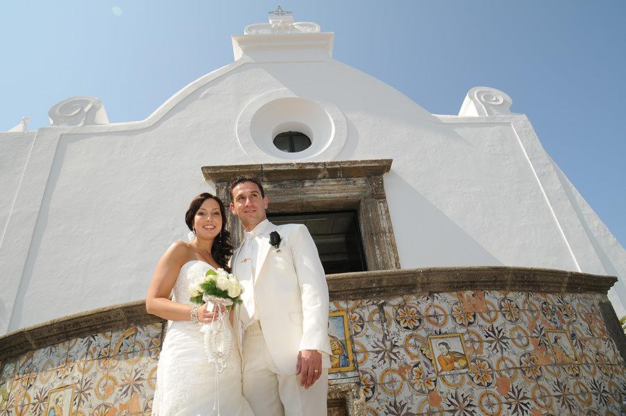 Church Wedding in Ischia
