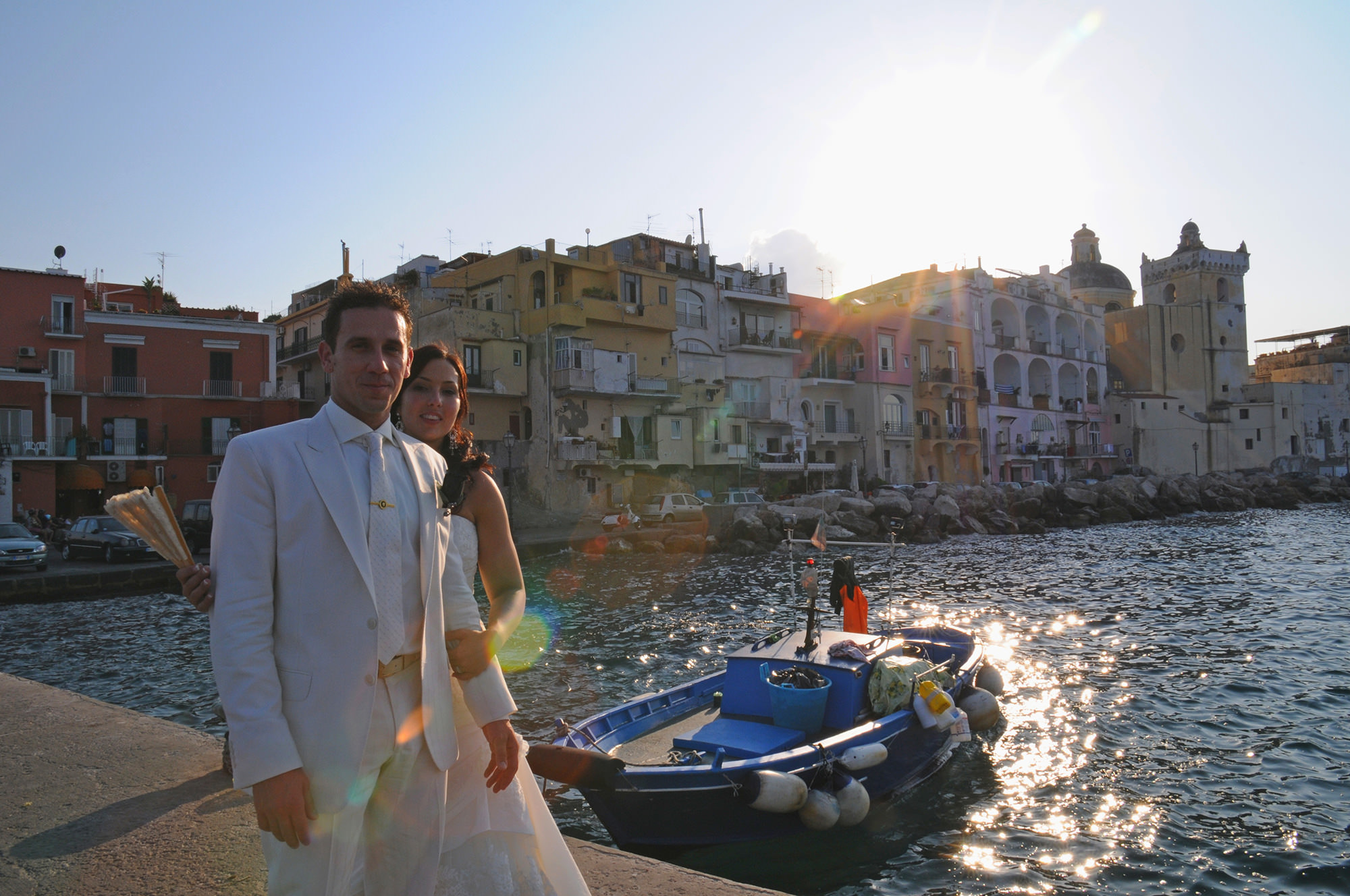 Weddings in Ischia