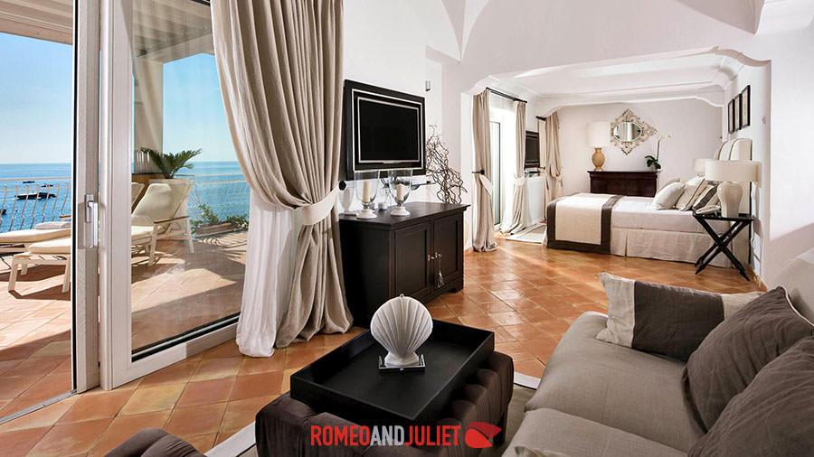 Positano five star hotel positano amalfi coast italy for Hotel luxury amalfi