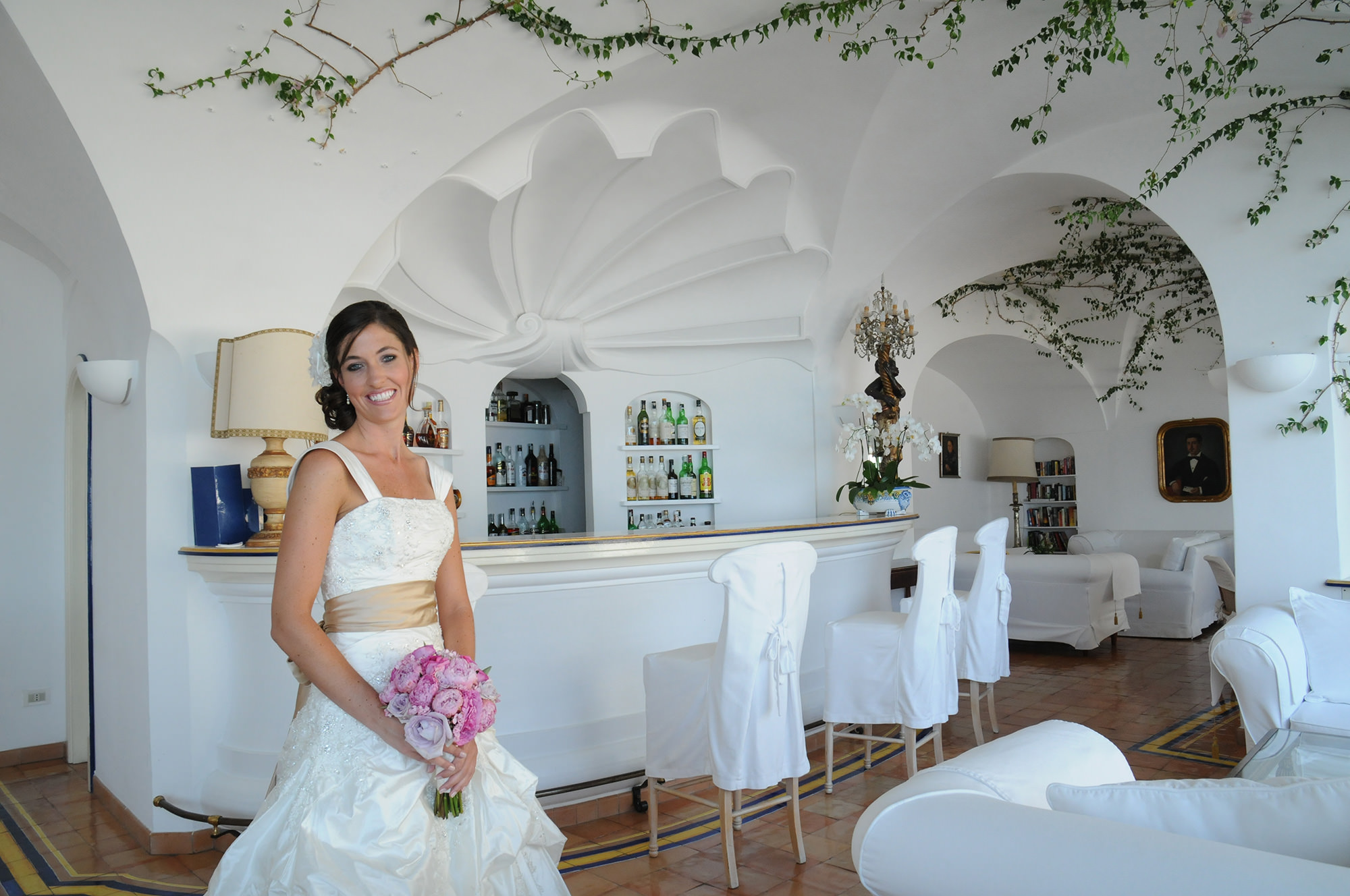 Hotel Wedding Positano