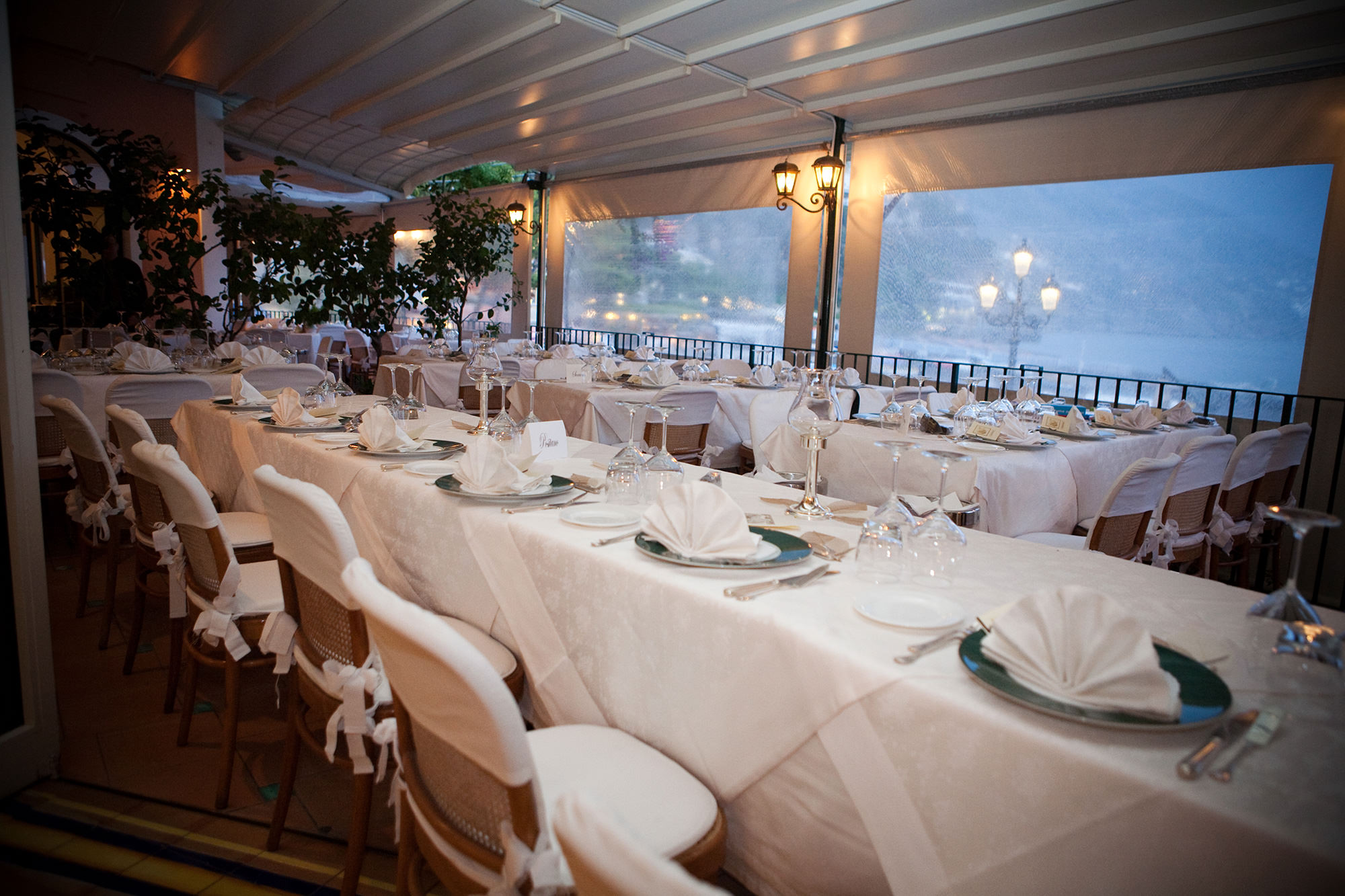 Wedding Reception Hotel Positano