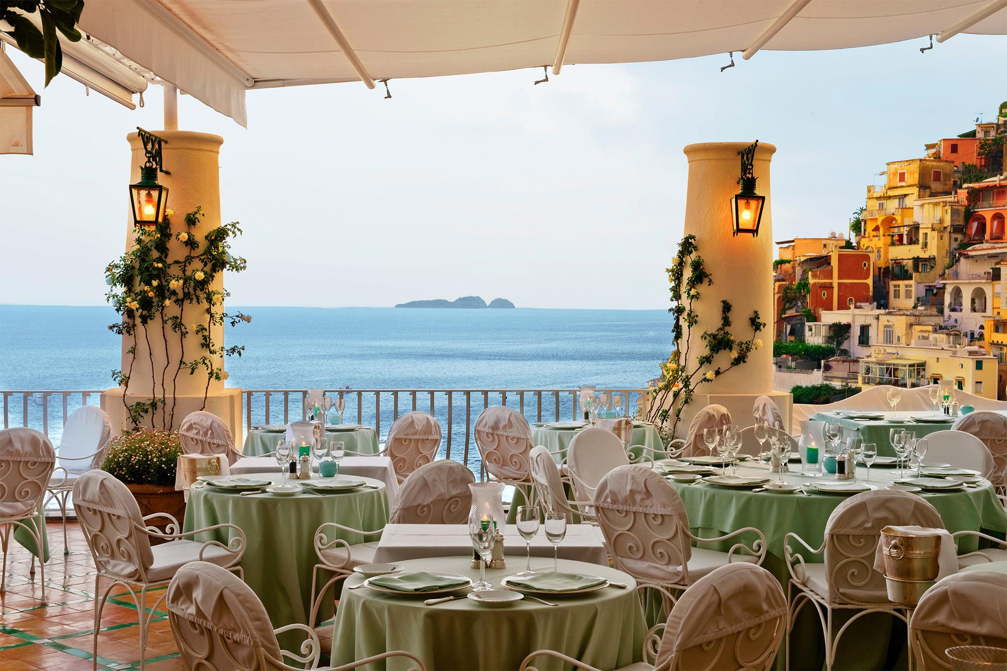 Hotel Le Sirenuse Wedding