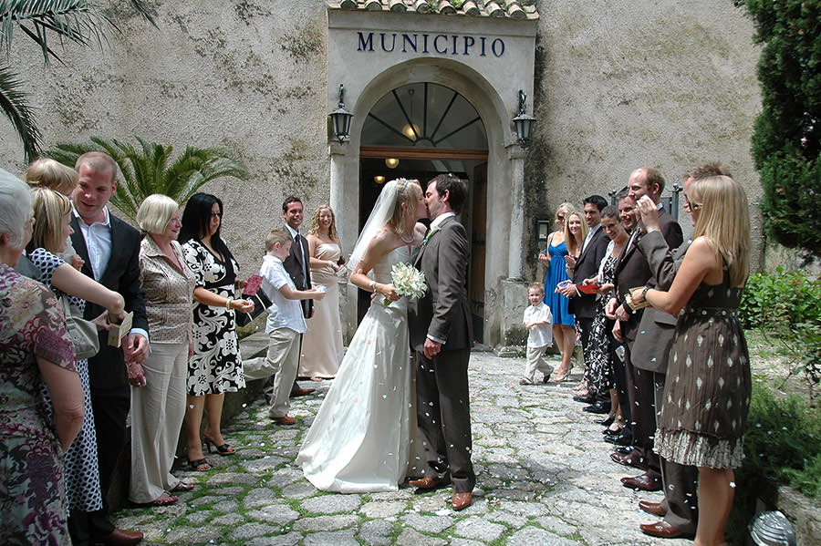 Ravello Civil Wedding