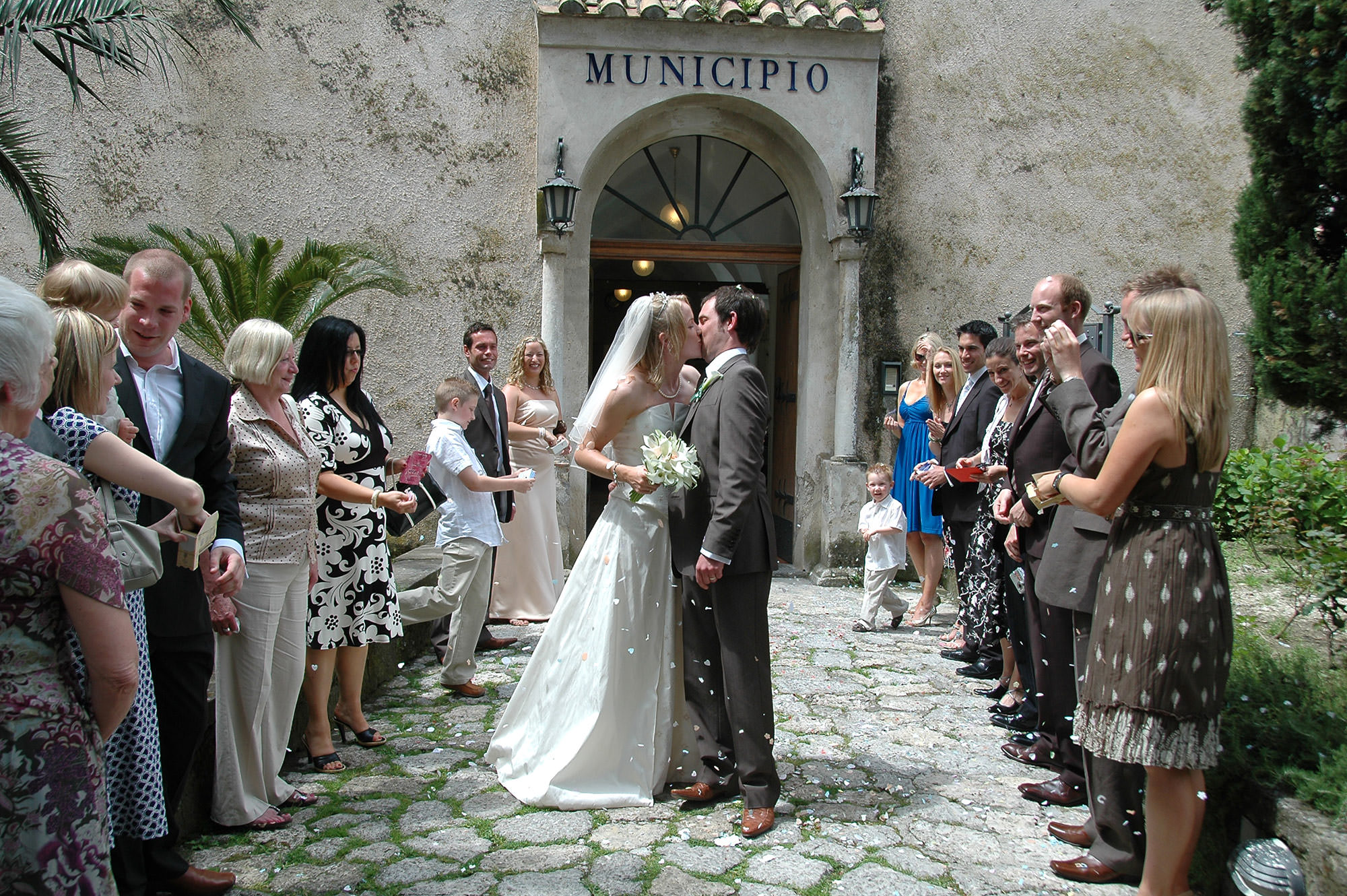 Ravello Wedding