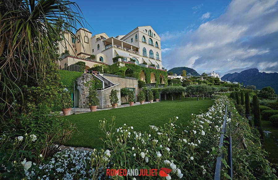 Hotel caruso wedding ravello amalfi coast italy for Hotel luxury amalfi
