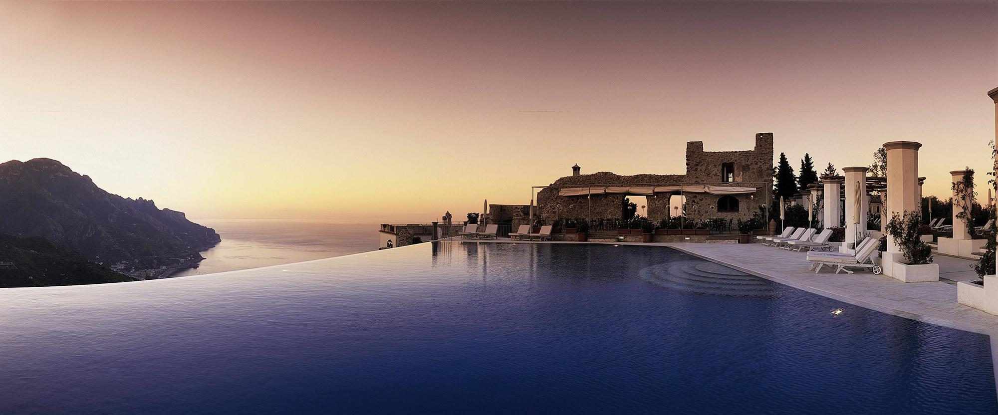 Hotel Caruso Wedding Ravello Amalfi Coast Italy