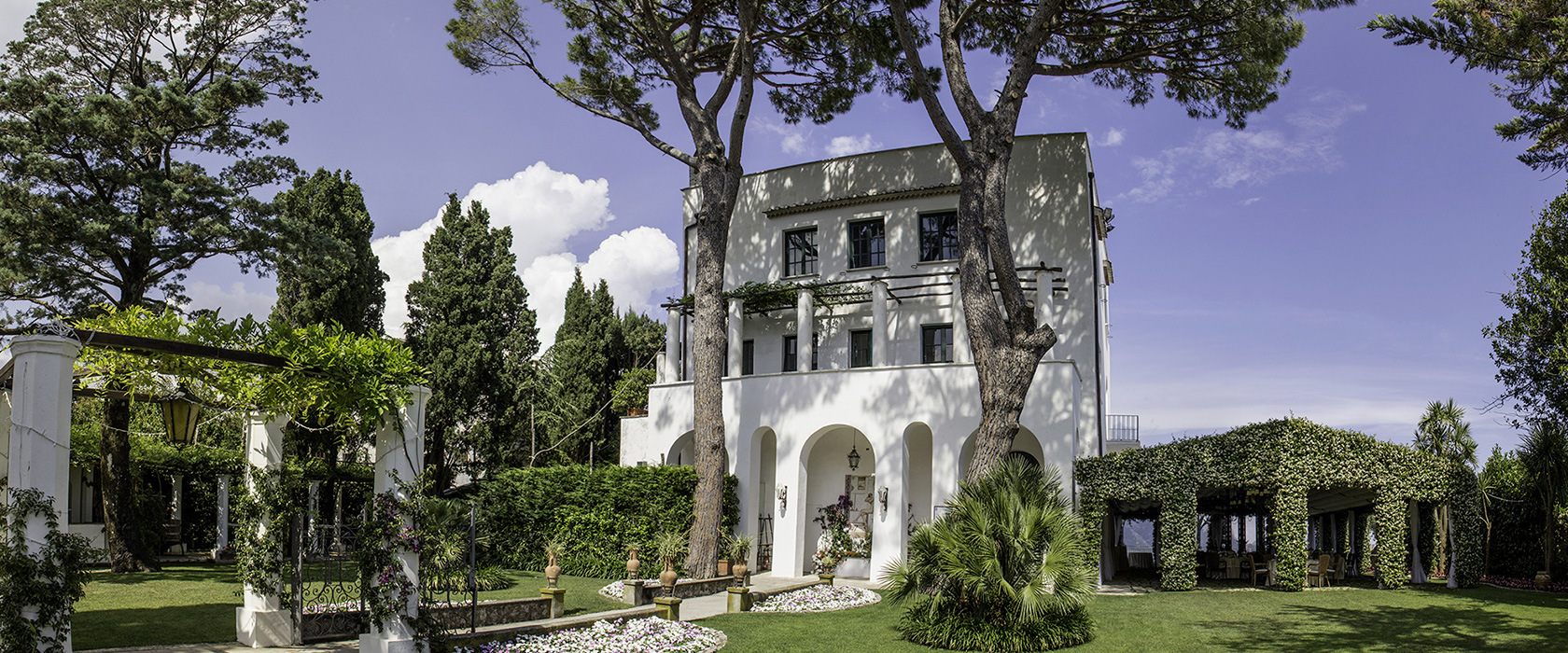 Ravello Wedding Villa