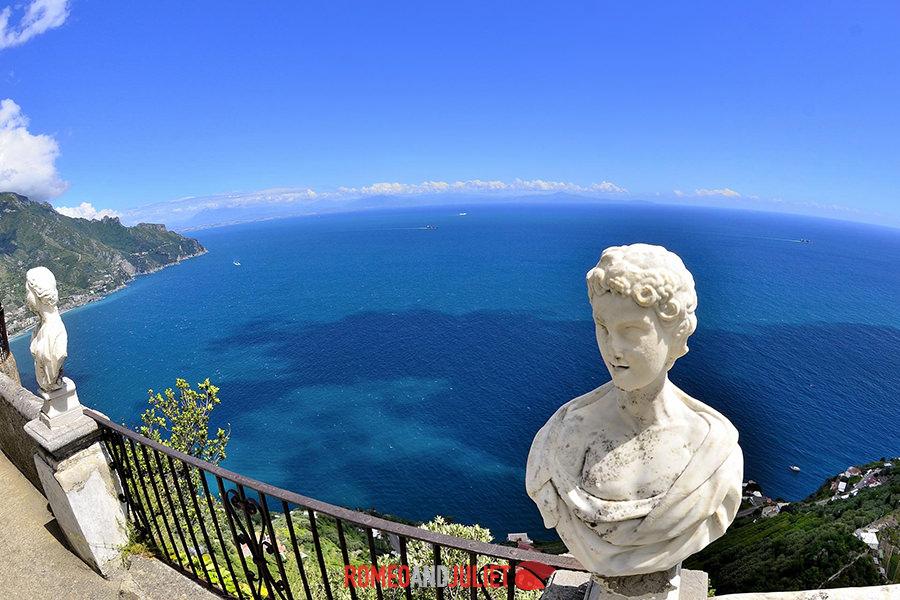 Villa Cimbrone Wedding Ravello Amalfi Coast Italy Wedding Locations
