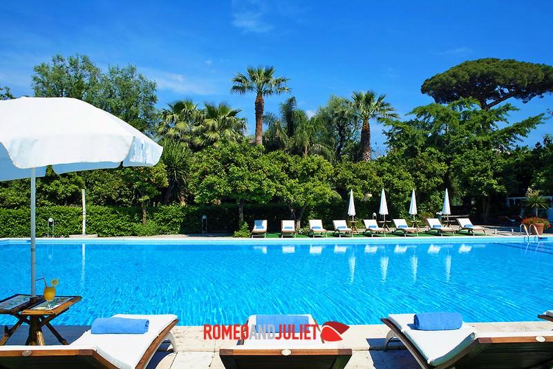 Sorrento 5 star hotel sorrento amalfi coast italy - Hotel in sorrento italy with swimming pool ...