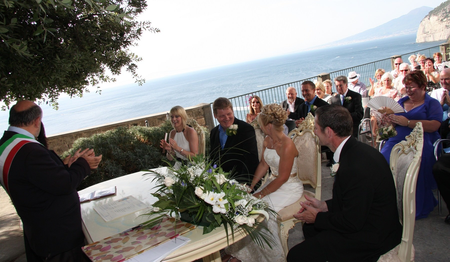 Villa Fondi Piano Di Sorrento Wedding Planner