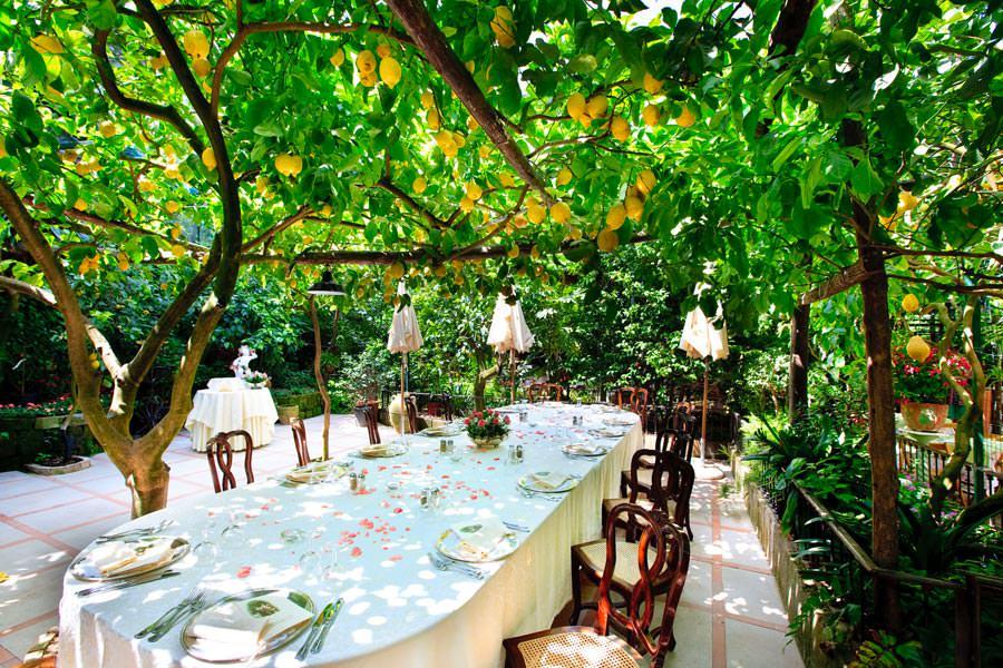 Hotel Villa Garden Sorrento