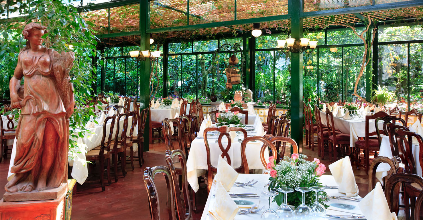 Sorrento Restaurant Wedding