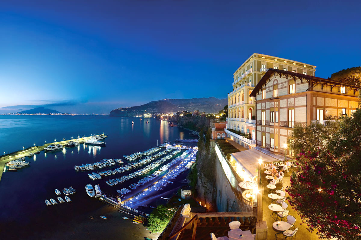 luxury weddings in sorrento