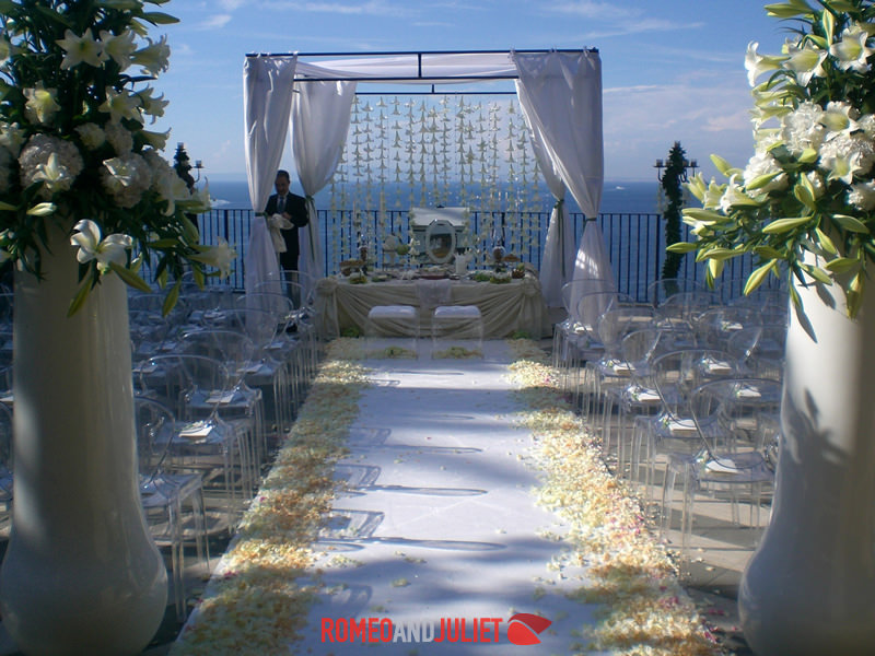 Soro Villa Wedding Amalfi Coast Italy