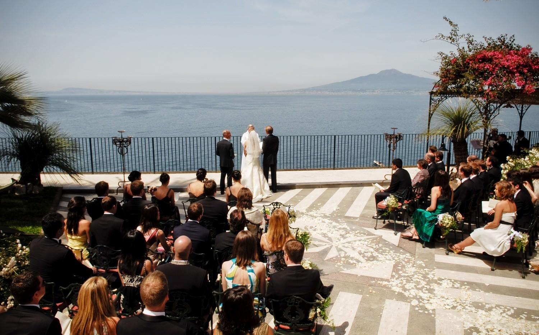Sorrento Villa Wedding Sorrento Amalfi Coast Italy