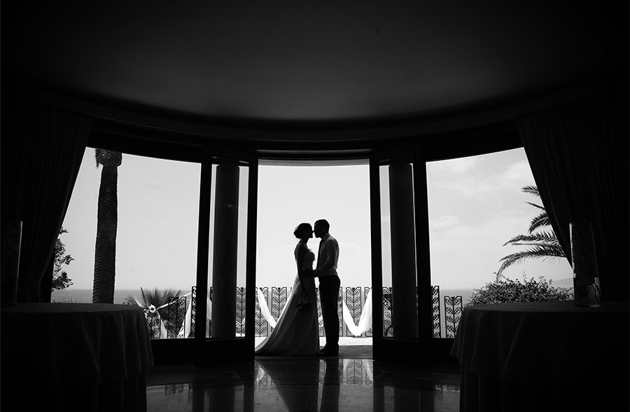 Sorrento Villa Wedding