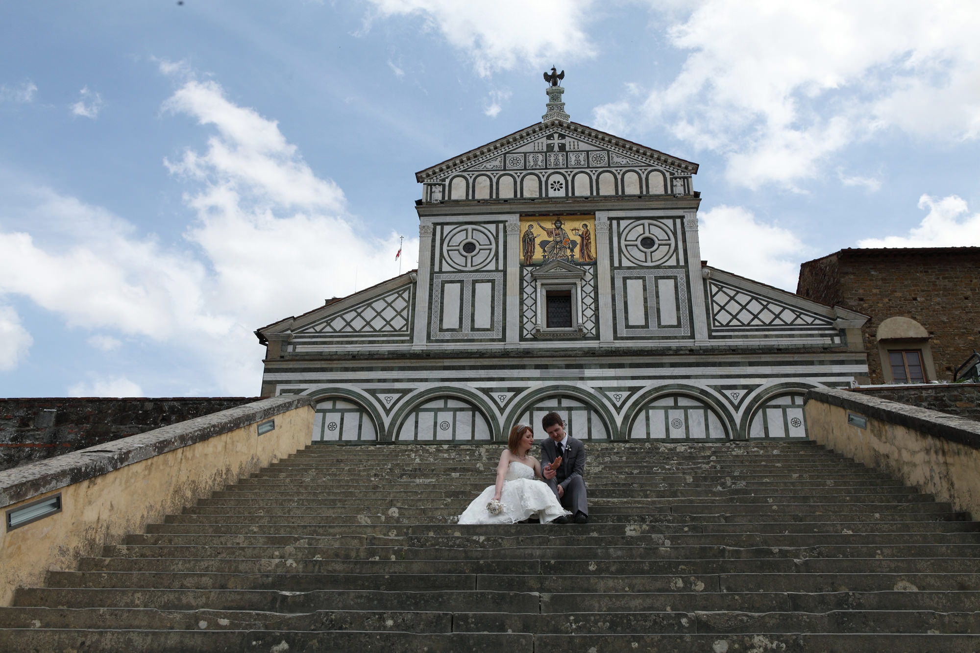 Church Weddings in  Florence